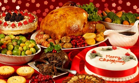 TRADITIONAL CHRISTMAS FOOD
